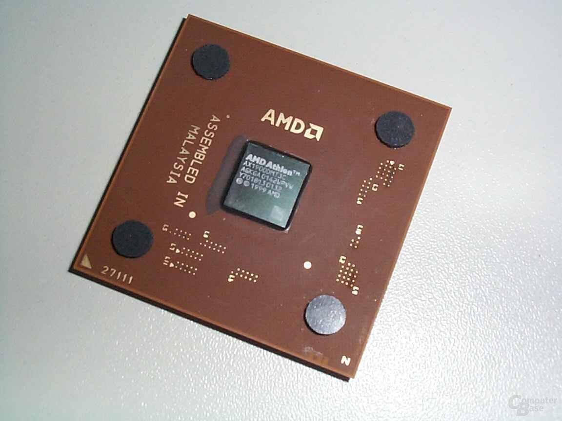 AMD Athlon XP Front