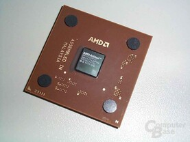 AMD Athlon XP Front