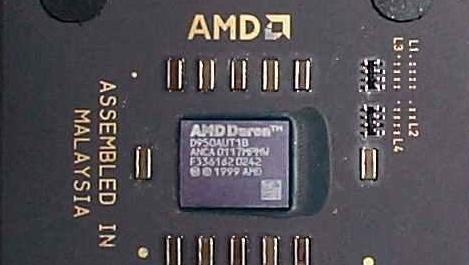 AMD Prozessor History: Ein Überblick vom K5 bis zum Athlon XP