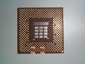 Athlon XP Multiplikator-Pins