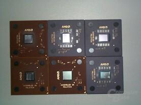 Die Prozessoren auf einen Blick