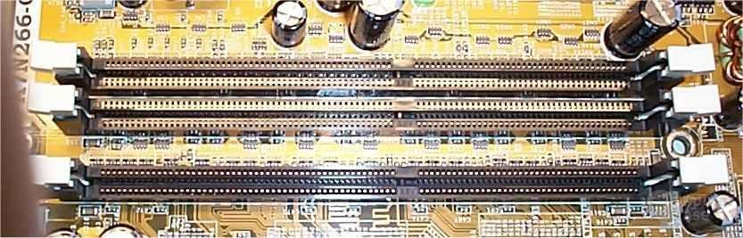 RAM Slots