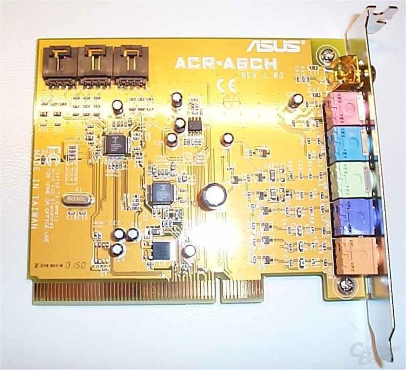 ACR-A6CH Karte