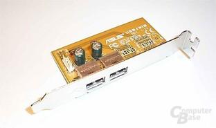 USB-Blende