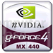 GeForce4 MX440 Logo
