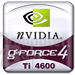 GeForce4 Ti 4600 Logo