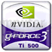 GeForce3 Ti500 Logo