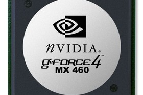 GeForce4 MX 460 Chip