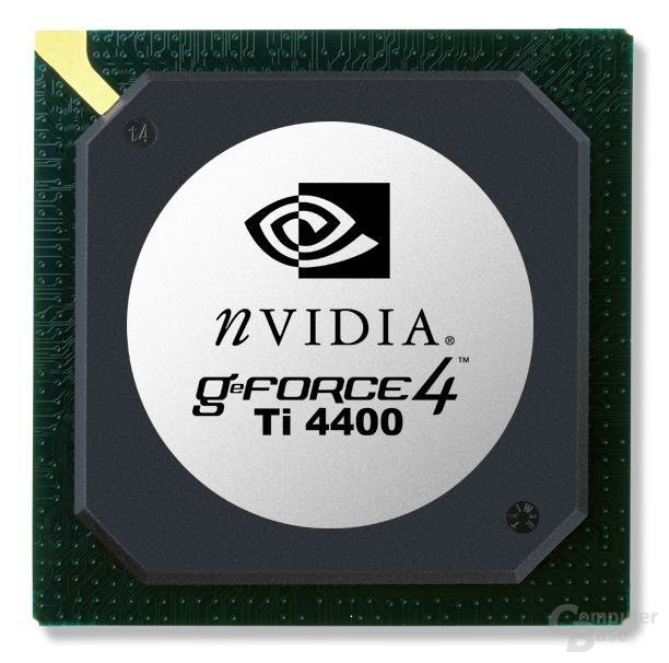 GeForce4Ti 4400 Chip