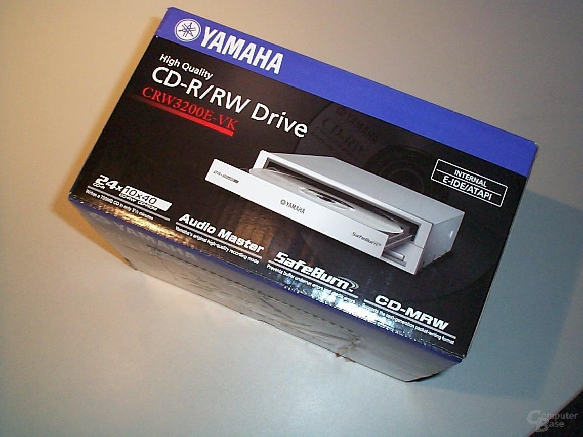 Yamaha Verpackung