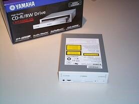Yamaha Recorder und Verpackung