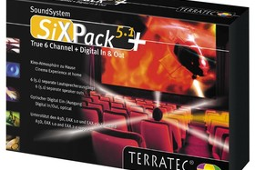 SB Audigy Player vs. TerraTec SiXPack 5.1+
