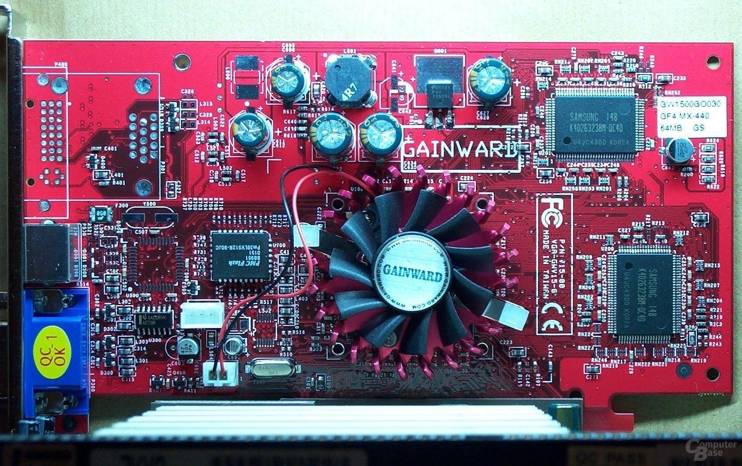 Gainward GeForce4 PowerPack pro600 TV