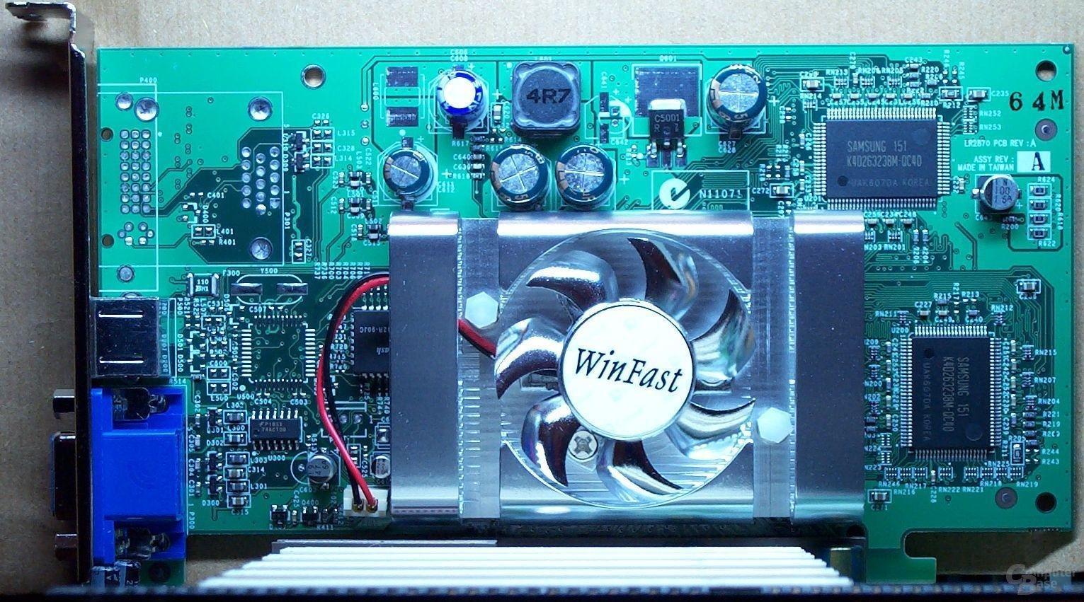 Leadtek WinFast A170 DDR T
