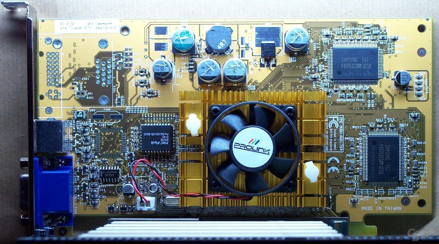 Prolink Pixelview GeForce4MX 440