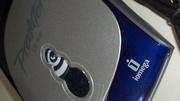 Iomega Predator im Test: Externer USB-2.0-Brenner