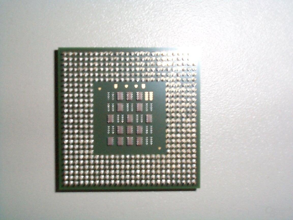 Pentium 4 Pins