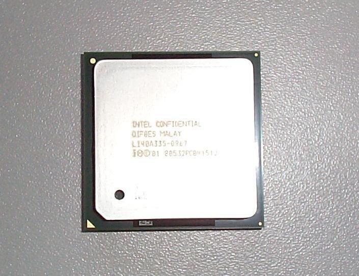 Pentium 4 mit Heat Spreader