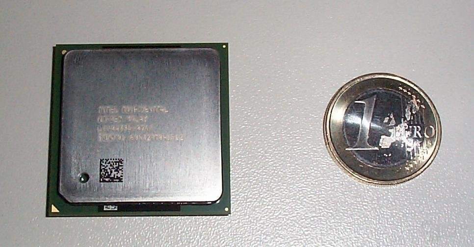 Pentium 4 im Vergleich zum Euro