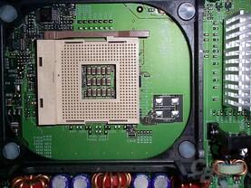 Sockel 478 mit Rentention-Modul