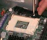 Pentium 4 Sockel423-Rentention-Modul