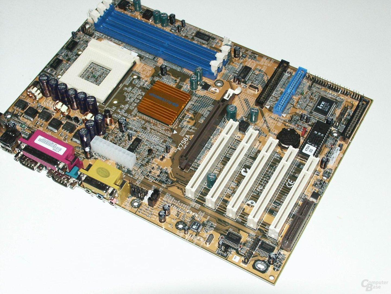 Der SiS745 auf ECS K7S6A