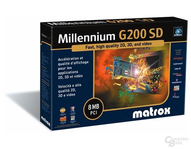 Matrox Millenium G200