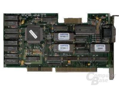 ET4000 in ISA-Bauform