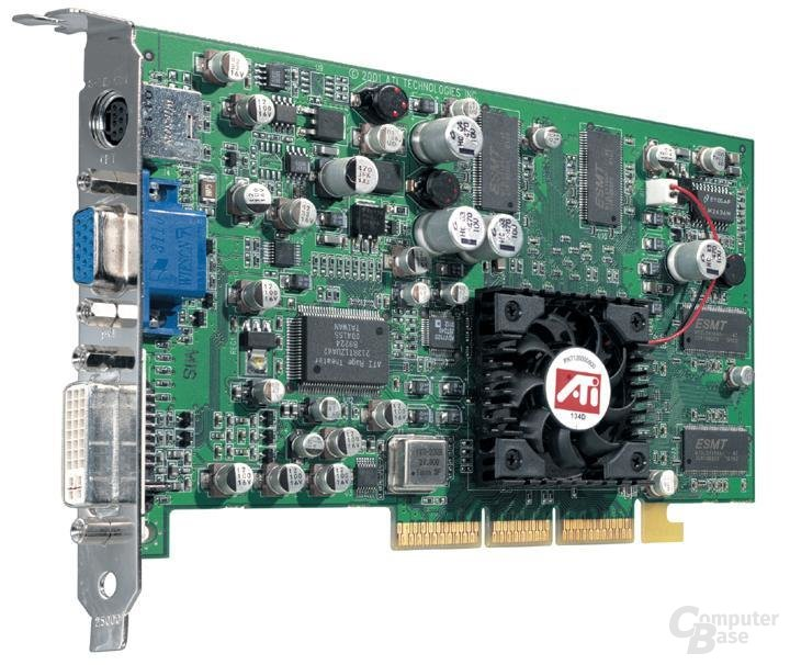 ATi Radeon8500