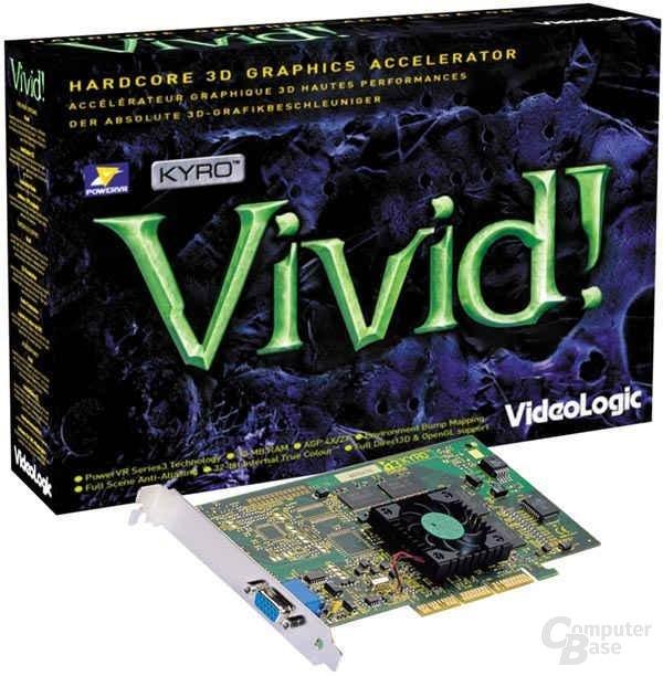 PowerVR Kyro von Videologic