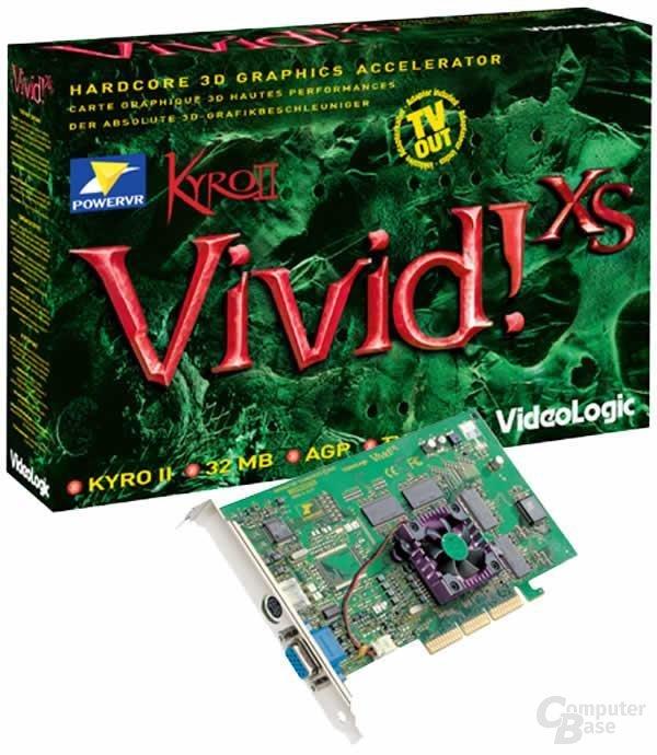 PowerVR KyroII von Videologic