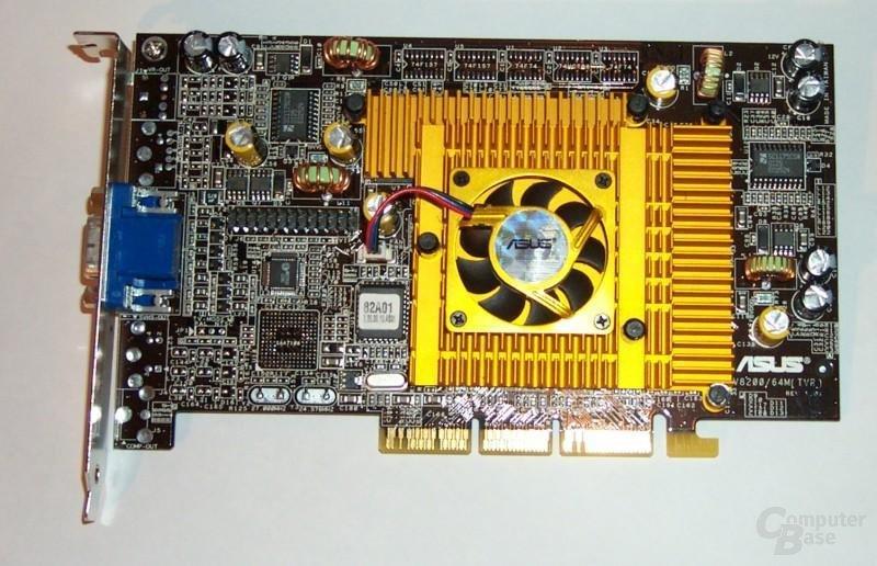 nVidia Geforce3 von Asus