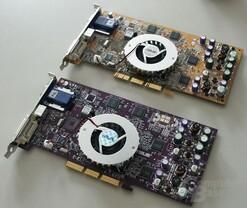 GeForce4 TI-Karten von Asus