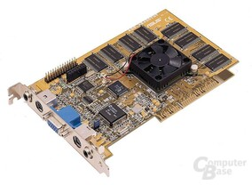 nVidia TNT (DeLuxe-Version von ASUS)