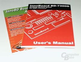 InnoBD BD-7300D mit KT266A