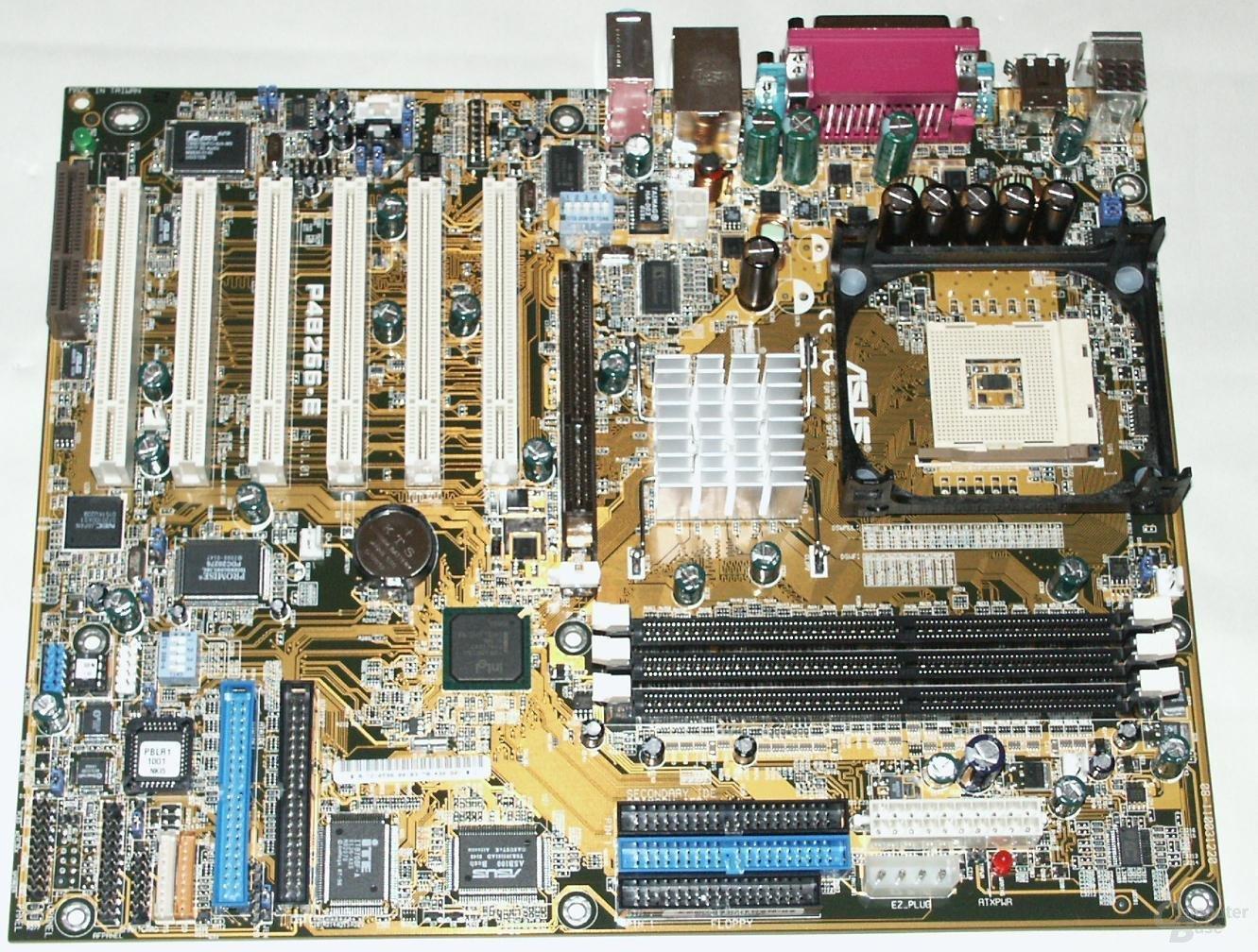 P4B266-E Board2