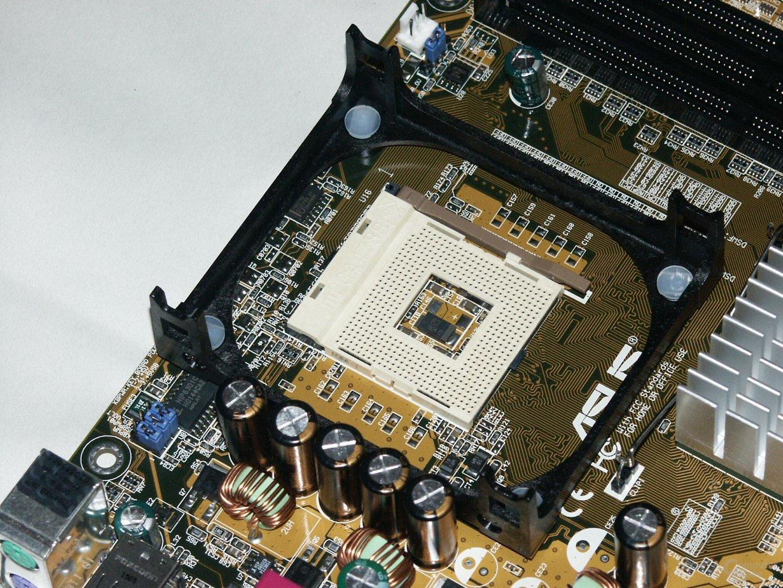 P4B266-E CPU-Sockel
