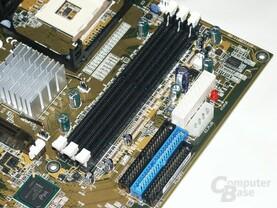 P4B266-E IDE und RAM