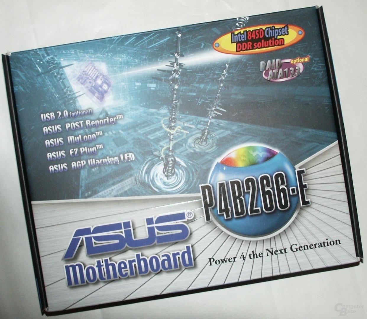 P4B266-E Verpackung