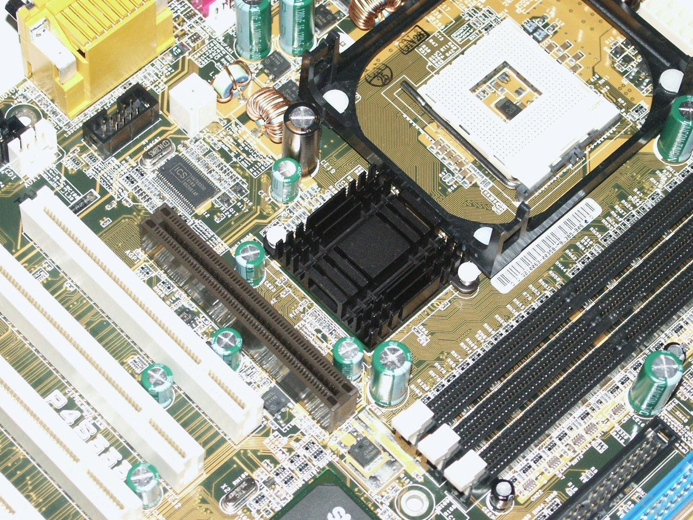 P4S333 Sockel und Chipsatz