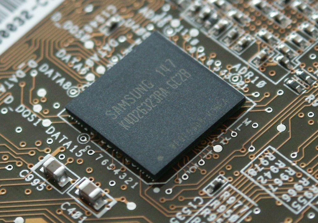 RAM-Chip V8460