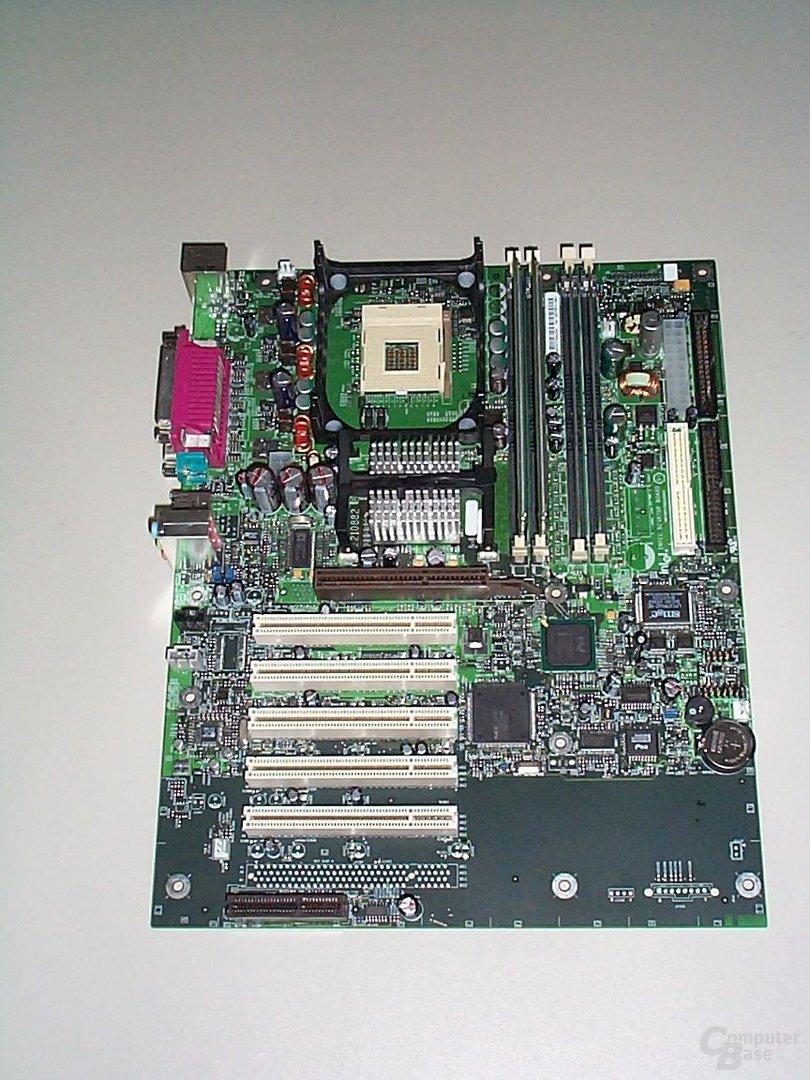 Intel D850EMV2 Mainboard mit i850-E