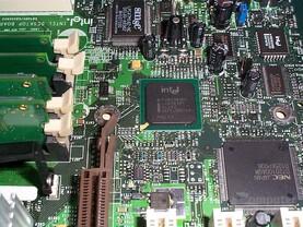 Intel D850EMV2 Mainboard mit i850-E mit ICH2