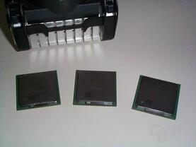 Intel Pentium 4 2,4/400, 2,4/533 und 2,53/533