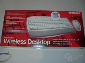 Microsoft Wireless Desktop