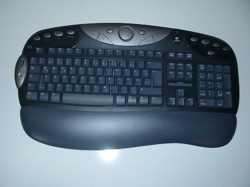 Überblick Cordless Desktop Keyboard