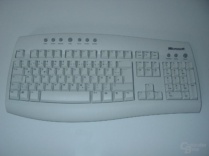 Microsoft Wireless Desktop Keyboard