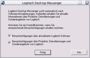 Logitech Desktop Messenger