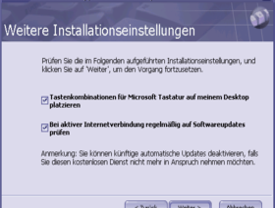 Microsoft Installation 4