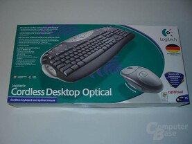 Logitech Cordless Desktop Optical